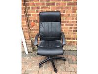 Chair - Office/study Black