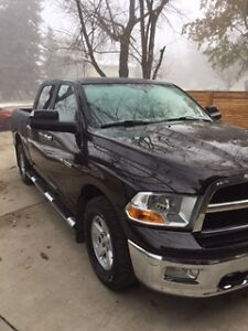 2011 Dodge Power Ram 1500 SLT 4x4 Crew Cab