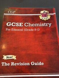 GCSE Chemistry Edexcel Revision guide