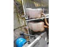 twin exhaust for renault clio
