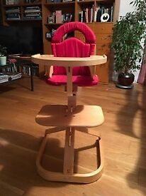 SVAN High Chair Set - Ages 6 months to Teenager