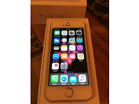 IPHONE 5S WHITE FINGER TOUCH ID GREAT CONDITION