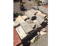 Hard core free to collector - ideal for any building project or patio / decking