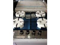 STAINLESS STEEL HOB NEW GRADED 12 MONTHS GTEE