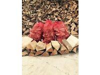 Wonky kiln dried hardwood kindling