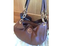 Michael Kors Fulton Chain Handbag