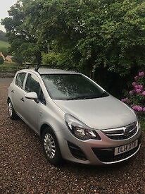 Vauxhall Corsa for sale - £4.5k or the nearest offer will be accepted!