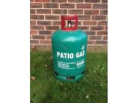 Calor Patio gas bottle, empty, large, buyer collects from Henfield