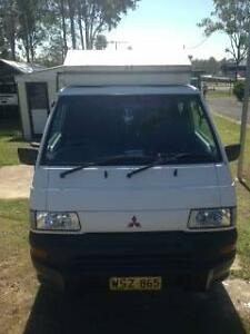 2000 Mitsubishi Express Van for backpackers Brisbane City Brisbane North West Preview