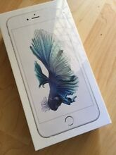 iPhone 6S Plus SILVER 64GB 4G Lte UNLOCKED BRAND NEW SEALED Coopers Plains Brisbane South West Preview