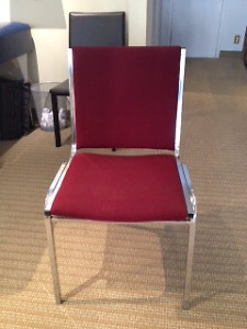 Office Reception Chairs $15.00 each
