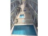3 bed, 2 bath contemporary apartment in Spain