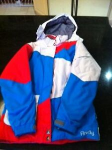 Columbia/FireFly/Garage Jackets