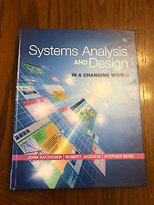 System Analysis and Design - Seventh Edition
