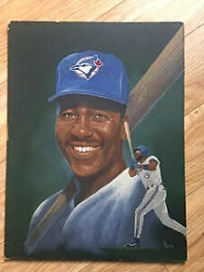 TORONTO BLUES JAYS!  Original paintings l986