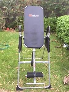 Inverse Table - endure Inversion table Marsfield Ryde Area Preview