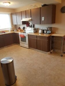 Large Townhome Thickwood garage,furnished $2600all inc7808802388