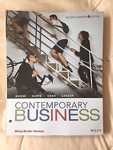 ON SALE NEW textbook for the business accounting program
