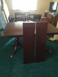 Weeken Special REDUCED:  Antique Dining Room set for Sale