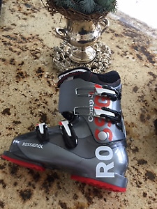 Like New Rossignol Ski boots and CCM Skates!