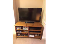 Wooden TV Stand in good condition