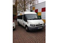 Sale of a good 17 seater mini bus