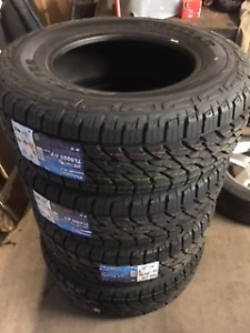 Brand New Toledo Truck Tires LTE 265/70R17 ! Only $165.00 ea.
