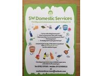 Domestic Cleaning Services, ST1 - ST15