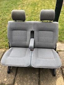 VW T4 Caravelle 2 & 3 seater rear seats