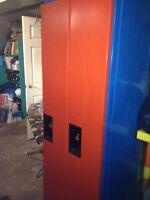 Old school locker Very cool