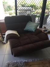 Price drop- 3 Seater with 2 built in recliners plus 2 recliner chairs Upper Coomera Gold Coast North Preview