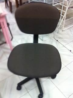 1 Black & Grey Patterned Office Chair Matraville Eastern Suburbs Preview