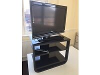 SONY Bravia TV with matching stand