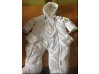 BRAND NEW BABY SNOWSUIT