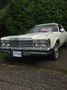 1979 Chrysler Lebaron Coupe (2 door) Price Reduced