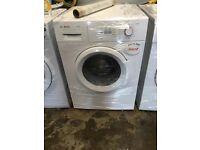 washers 12 month warranty