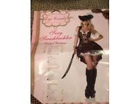 California Costumes Eye Candy Sexy Swashbuckler Deluxe Costume