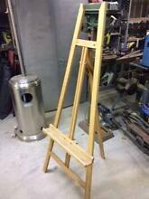 Studio Wood Wooden Easel Display Stand Drawing Board Art Artist S Ballajura Swan Area Preview