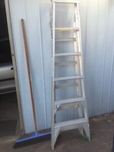 Aluminium A frame step ladder Bendigo Bendigo City Preview