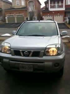 2006 Nissan X-trail SE AWD SUV, Crossover