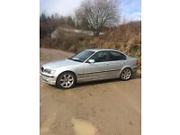 BMW 318i Es 4 Door Saloon - Spares or repair