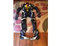 RST TRACTECH EVO 2 ONE PIECE MOTORCYCLE LEATHER