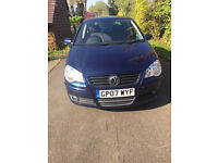 VERY WELL LOOKED AFTER GOLF POLO EXCELLENT CONDITION - NEW CAR FORCES SALE - PERFECT FIRST CAR