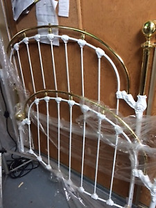 Single Bed Frame - Antique Style