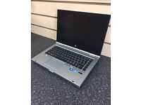 HP ELITE BOOK 8470P LAPTOP(i5-250 HARD DRIVE)