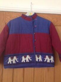 child coat