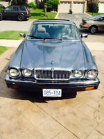1986 Jaguar xj6 low km pretty much new