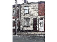 **LET BY** 2 BEDROOM MID-TERRACE-EGGERTON STREET-LOW RENT-DSS ACCEPTED-PETS WELCOME^
