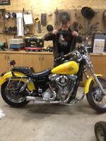 1996 Harley Super Glide