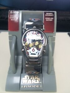 Watch C3PO Collectable . Mopntre C3PO ce collection